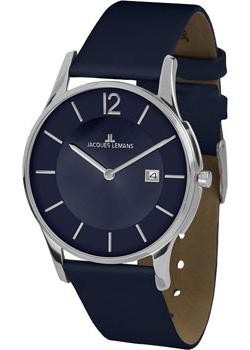 Jacques Lemans Часы Jacques Lemans 1-1850D. Коллекция Classic цена