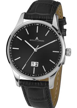 Jacques Lemans Часы Jacques Lemans 1-1862A. Коллекция London jacques lemans jl 1 1647b