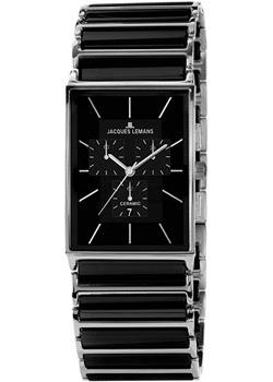 Jacques Lemans Часы Jacques Lemans 1-1900A. Коллекция York цена и фото