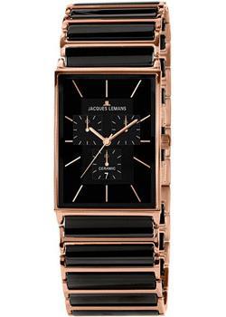 Jacques Lemans Часы Jacques Lemans 1-1900B. Коллекция York цена и фото