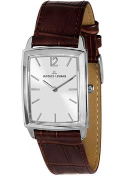 Jacques Lemans Часы Jacques Lemans 1-1905B. Коллекция Bienne jacques lemans часы jacques lemans 1 1712k коллекция sport