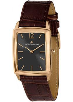Jacques Lemans Часы Jacques Lemans 1-1905D. Коллекция Bienne jacques lemans часы jacques lemans 1 1712k коллекция sport