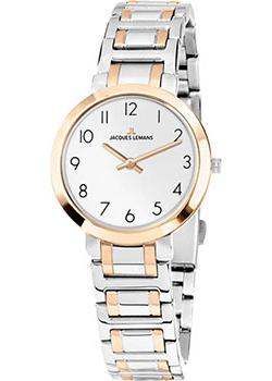 Jacques Lemans Часы Jacques Lemans 1-1932C. Коллекция Milano jacques lemans часы jacques lemans 1 1842g коллекция milano