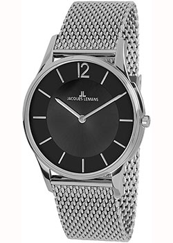Jacques Lemans Часы Jacques Lemans 1-1944E. Коллекция London jacques lemans london 1 1654b