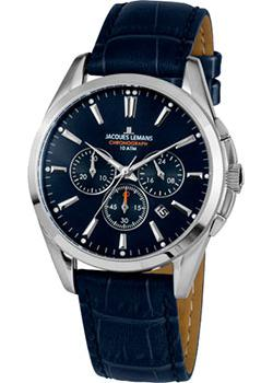 Jacques Lemans Часы Jacques Lemans 1-1945B. Коллекция Derby jacques lemans derby 1 1912a