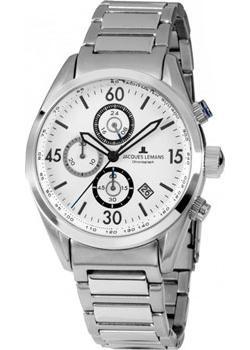 Jacques Lemans Часы Jacques Lemans 40-6E. Коллекция Jubilaum мужские часы jacques lemans 40 6e