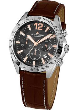 Jacques Lemans Часы Jacques Lemans 42-5C. Коллекция Jl Aktion 2017 jacques lemans jl 1 1801m