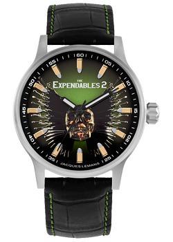 Jacques Lemans Часы Jacques Lemans E-227. Коллекция Expendables 2 цена и фото
