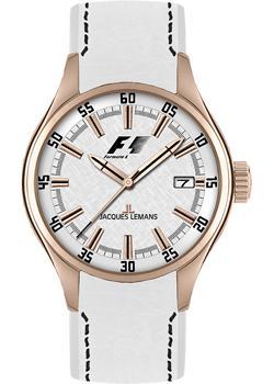 Jacques Lemans Часы Jacques Lemans F-5036H. Коллекция Formula 1 jacques lemans jl 1 1647b
