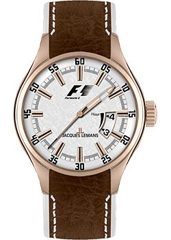Jacques Lemans Часы Jacques Lemans F-5038C. Коллекция Formula 1 jacques lemans jl 1 1801m