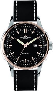 Jacques Lemans Часы Jacques Lemans G-229C. Коллекция Geneve