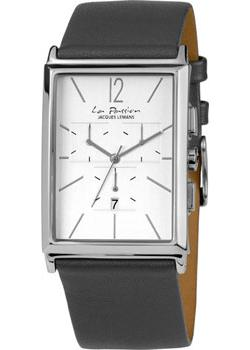 Jacques Lemans Часы Jacques Lemans LP-127H. Коллекция La Passion jacques lemans часы jacques lemans lp 128e коллекция la passion