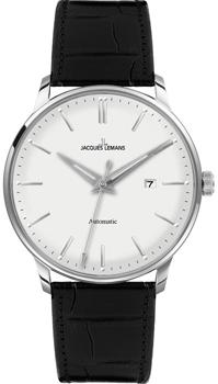 Jacques Lemans Часы Jacques Lemans N-206A. Коллекция Nostalgie jacques lemans jacques lemans n 206a