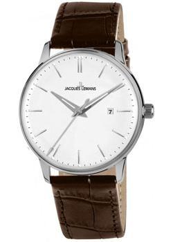 Jacques Lemans Часы Jacques Lemans N-213K. Коллекция Classic jacques lemans classic 1 1797l