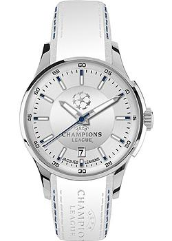 Jacques Lemans Часы Jacques Lemans U-35C. Коллекция UEFA jacques lemans jl 1 1649e