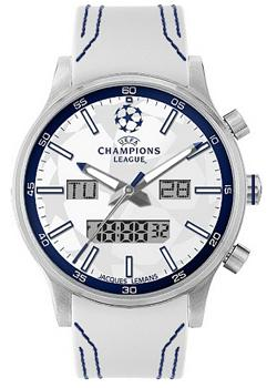 Jacques Lemans Часы Jacques Lemans U-40B. Коллекция UEFA jacques lemans часы jacques lemans u 44a коллекция uefa