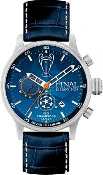 Jacques Lemans Часы Jacques Lemans U-42A. Коллекция UEFA