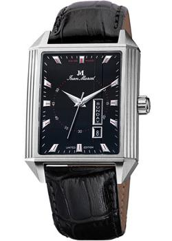 Jean Marcel Часы Jean Marcel 160.265.33. Коллекция QUADRUM jean marcel швейцарские наручные мужские часы jean marcel 161 271 53 коллекция palmarium