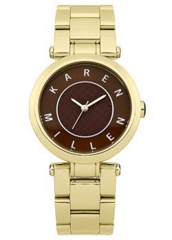 Karen Millen Часы Karen Millen KM110GM. Коллекция Classic karen millen часы karen millen km110gm коллекция classic