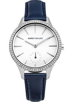 Karen Millen Часы Karen Millen KM112UA. Коллекция SS-15 karen millen часы karen millen km112trga коллекция ss 15