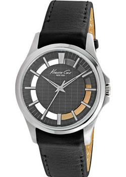 Kenneth Cole Часы Kenneth Cole 10022286. Коллекция Transparent часы kenneth cole kenneth cole ke008dmwtw72