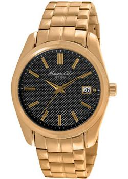 Kenneth Cole Часы Kenneth Cole 10024358. Коллекция Classic kenneth cole black