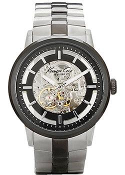 Kenneth Cole Часы Kenneth Cole 10026785. Коллекция Automatic kenneth cole black