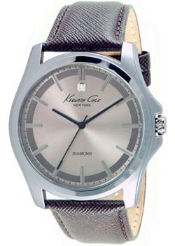 Kenneth Cole Часы Kenneth Cole 10027417. Коллекция Rock Out-diamond часы kenneth cole kenneth cole ke008dwarku7