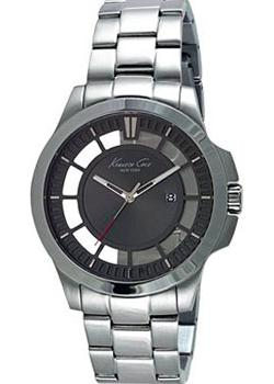 Kenneth Cole Часы Kenneth Cole 10027446. Коллекция Transparent цена