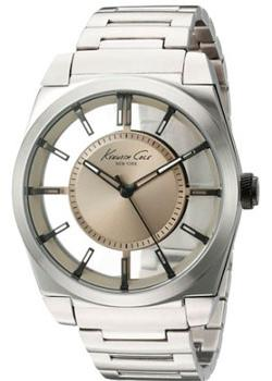 Kenneth Cole Часы Kenneth Cole 10027838. Коллекция Transparent часы kenneth cole kenneth cole ke008dmwtw72