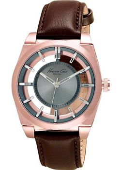Kenneth Cole Часы Kenneth Cole 10027842. Коллекция Transparent цена