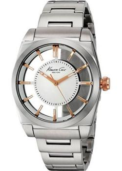 Kenneth Cole Часы Kenneth Cole 10027852. Коллекция Transparent часы kenneth cole kenneth cole ke008dmwtw72