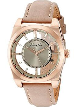 Kenneth Cole Часы Kenneth Cole 10027853. Коллекция Transparent часы kenneth cole kenneth cole ke008dmwtw72