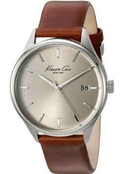 Kenneth Cole Часы Kenneth Cole 10029305. Коллекция Classic часы kenneth cole kenneth cole ke008dmwtw72