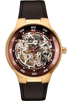 Kenneth Cole Часы Kenneth Cole 10030824. Коллекция Automatic цены онлайн