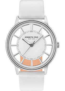 где купить  Kenneth Cole Часы Kenneth Cole KC14994004. Коллекция Transparent  по лучшей цене