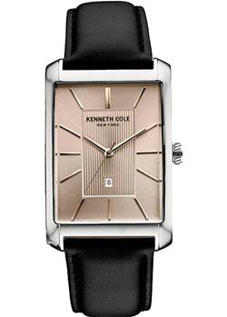 Kenneth Cole Часы Kenneth Cole KC15021001. Коллекция Classic часы kenneth cole kenneth cole ke008dmwtw72