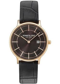 Kenneth Cole Часы Kenneth Cole KC15057003. Коллекция Classic everswiss часы everswiss 2787 lbkbk коллекция classic