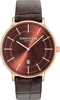 Kenneth Cole Часы Kenneth Cole KC15057013. Коллекция Classic цена и фото
