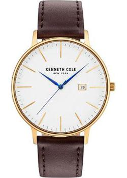 Kenneth Cole Часы Kenneth Cole KC15059005. Коллекция Classic часы kenneth cole kenneth cole ke008dwqxa42