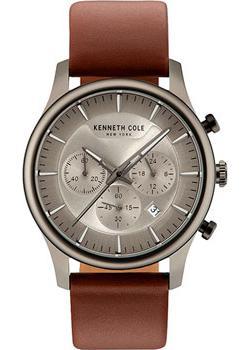 Kenneth Cole Часы Kenneth Cole KC15106001. Коллекция Dress Sport цена и фото