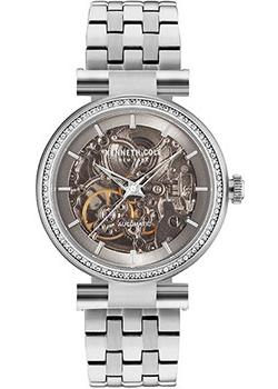 Kenneth Cole Часы Kenneth Cole KC15107004. Коллекция Automatic часы kenneth cole kenneth cole ke008dwarku7