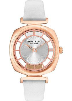 Kenneth Cole Часы Kenneth Cole KC15108003. Коллекция Transparent цена