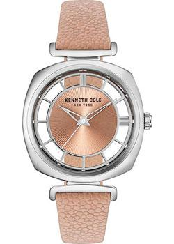 Kenneth Cole Часы Kenneth Cole KC15108005. Коллекция Transparent часы kenneth cole kenneth cole ke008dmwtw72