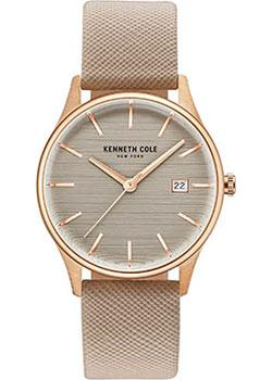 Kenneth Cole Часы Kenneth Cole KC15109003. Коллекция Classic часы kenneth cole kenneth cole ke008dwarku7