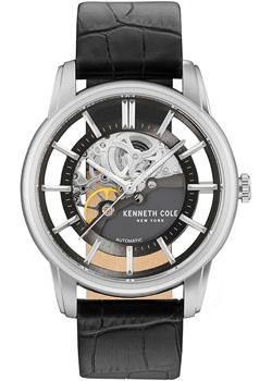 Kenneth Cole Часы Kenneth Cole KC15116001. Коллекция Automatic
