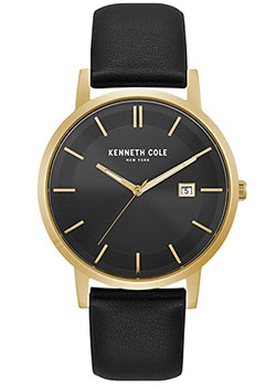 Kenneth Cole Часы Kenneth Cole KC15202002. Коллекция Classic jd коллекция черный 39
