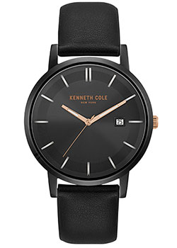 Kenneth Cole Часы Kenneth Cole KC15202004. Коллекция Classic kenneth cole 10024357 kenneth cole