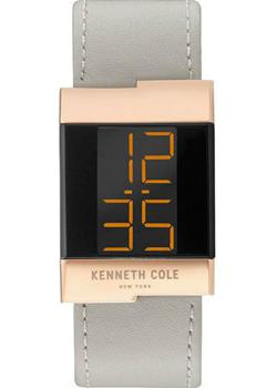 Kenneth Cole Часы Kenneth Cole KCC0168005. Коллекция Digital kenneth cole ikc4766