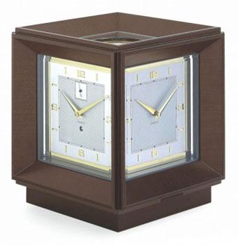 Kieninger Настольные часы Kieninger 1269-22-01. Коллекция тумба ящик из массива орехового дерева vesper